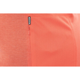 ION Scrub AMP Maillot manches courtes Femme, hot coral